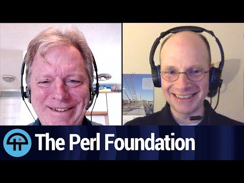 Origins of The Perl Foundation