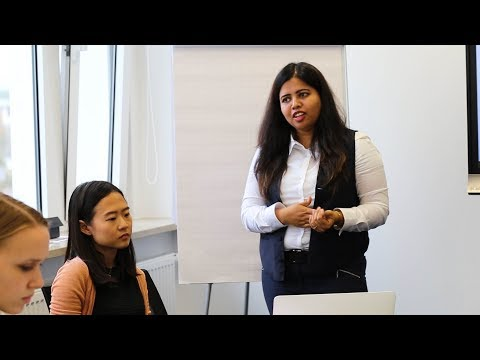 The MBA Group Consulting Project - Bringing Theory into Practice