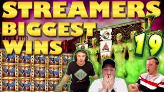 Streamers Biggest Wins – #19 / 2019