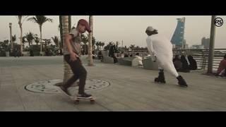 Freeskate Saudi Arabia - Powerslide Next / USD Aeon Inline skates
