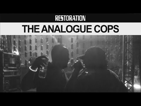 The Analogue Cops LIVE in Rijeka - Beck's Experience
