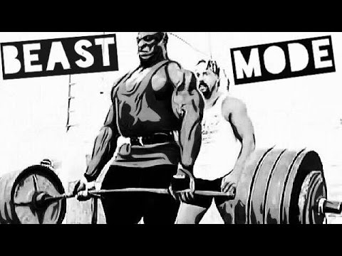 BODYBUILDING MOTIVATION - BEAST MODE