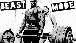 bodybuilding motivation beast mode
