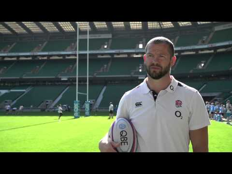 QBErugby Quick Questions: Andy Farrell