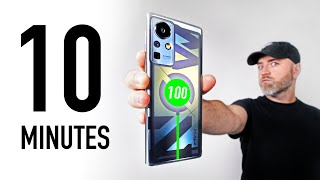 The Fastest Charging Smartphone I've Ever Tested...