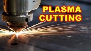 Tes Mesin Plasma Cutting - Surabaya Power CNC