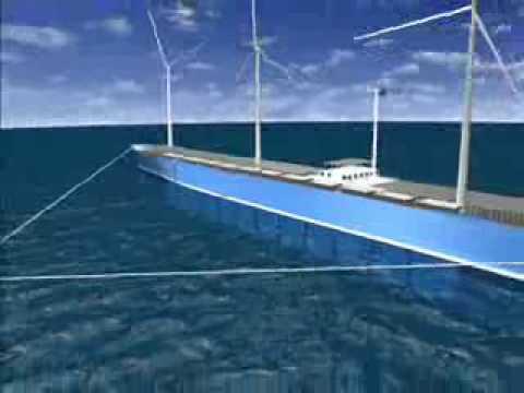 solar powered desalination project.flv