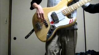 【そふてにっED】 つまさきだち を弾いてみた【ベース】 そふてにっ 検索動画 22