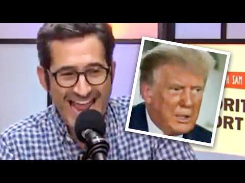 Sam Seder Reacts to Trump Calling Biden a Junkie