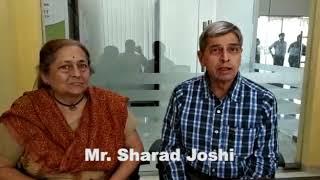 Mr Sharad Joshi | Customer Testimonial | 1 & 2 RLK in Hinjewadi Phase 3, Pune
