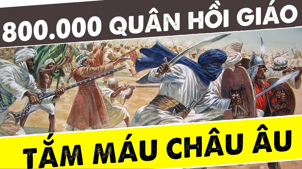 Lý Do Nào Khiến Cả Châu Âu Khiếp Sợ Trước Đại Quân KHÁT MÁU Umayyad?