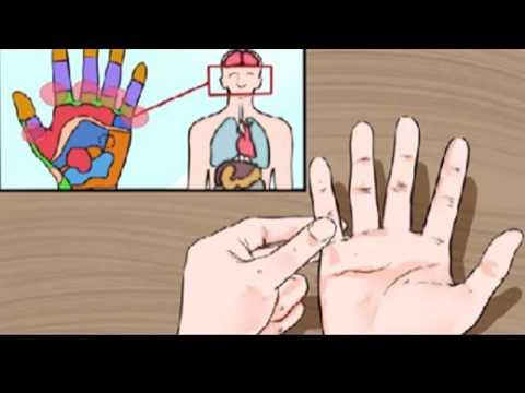 How To Find Out If You Have Diabetes Using The Five Finger Test