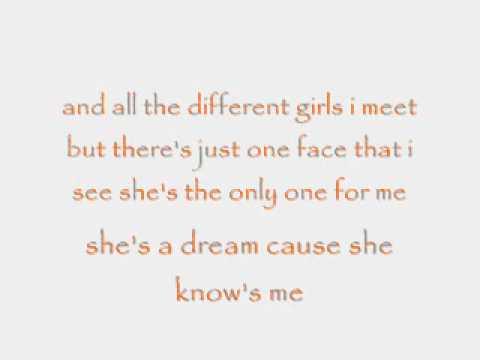 Backstreet Boys -She's a dream lyrics
