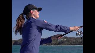 Kings Womens Fishing Shirt - The Ultimate way to stay cool & protected