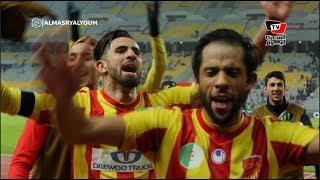 «يايا»: تاني مرة أسجل أمام الزمالك.. واحتفال هستيري للاعبي نصر حسين داي مع جماهيرهم