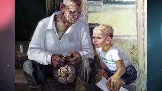 Художник Елена Цуканова (город Уфа, проект «Любимые художники Башкирии»)