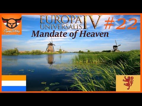 EU4 Mandate of Heaven - Dutch Empire - ep22