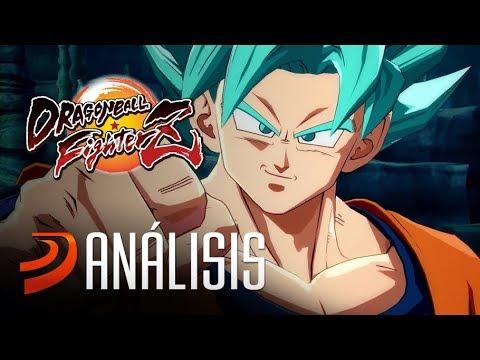 Vídeo Análisis de Dragon Ball Fighter Z