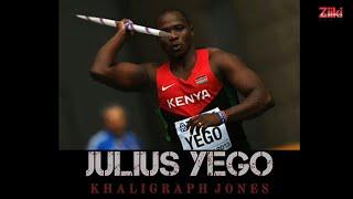 JULIUS YEGO BY KHALIGRAPH JONES
