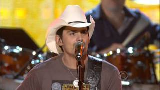 Brad Paisley My Next Broken Heart