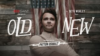 red giant   old new narrated by patton oswalt