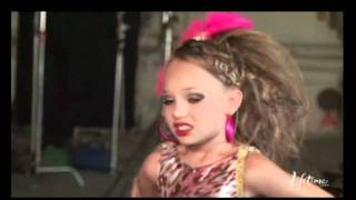 DANCE MOMS- Melissa Gets Mad When Chloe ...