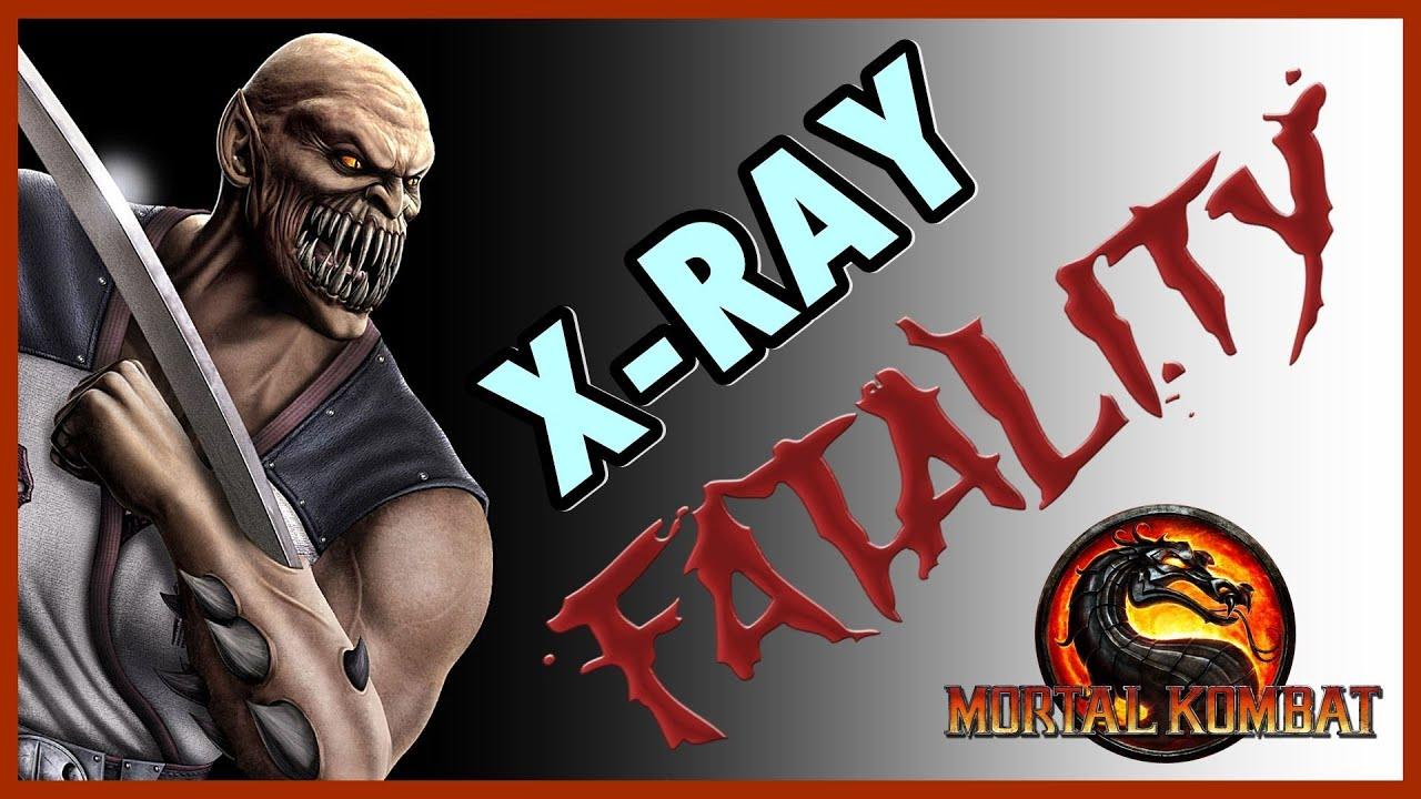 Mortal Kombat 9 Komplete Edition Ps3 Baraka Fatalities X