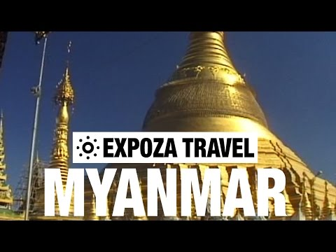 Myanmar (Asia) Vacation Travel Video Guide