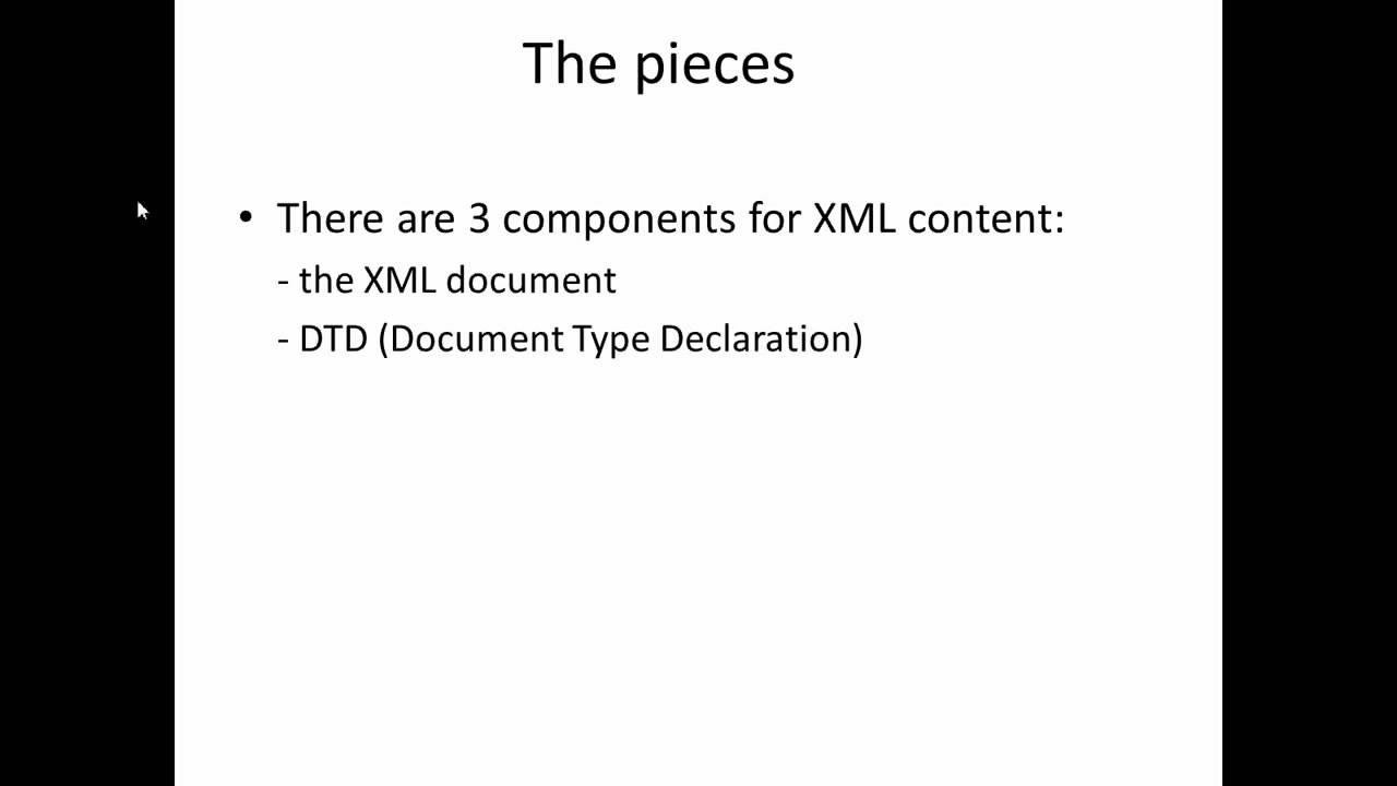Xml basics session 1 tamil tutorial youtube baditri Images
