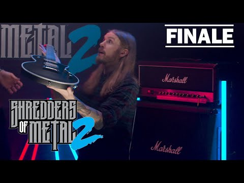 SHREDDERS OF METAL 2 | Episode 7: THE FINALS!!!!! episode thumbnail