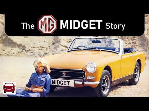 The MG Midget Story