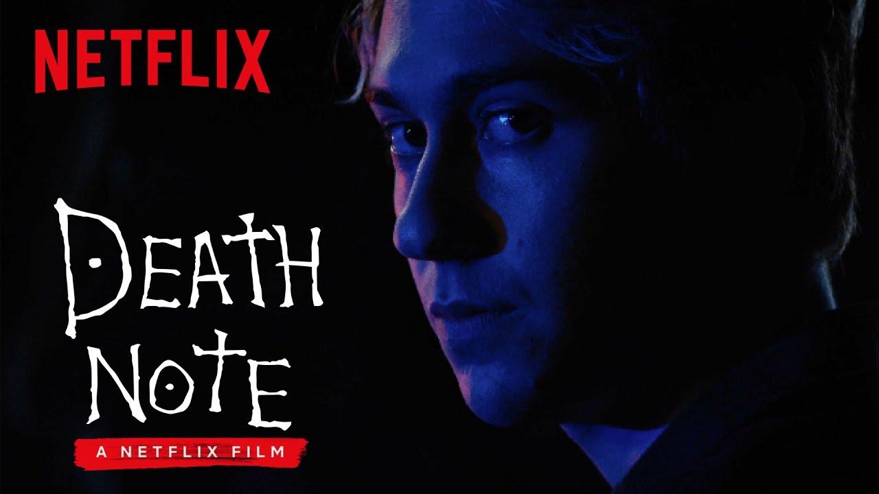 Download Death Note | Official Trailer [HD] | Netflix