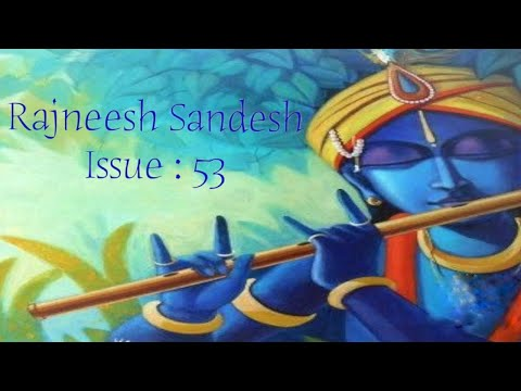 Rajneesh Sandesh Issue 53