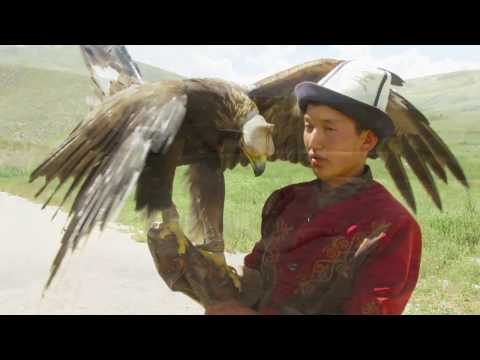 Kyrgyzstan land of nomads