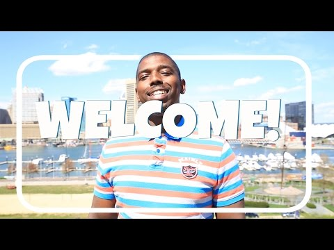 Things To Do In Baltimore: Welcome Video