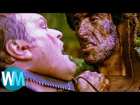 Top 10 Action Movies Without a Love Interest
