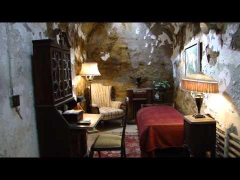 Philadelphia Trip 2013 Day 2 - Al Capone's Cell