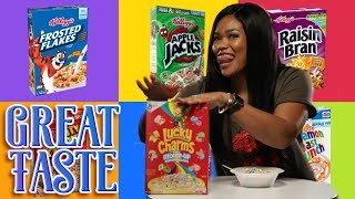 The Best Cereal | Great Taste