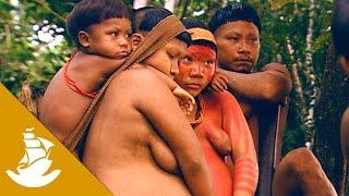Repeat youtube video The best kept secret of Brazil, the Korubo