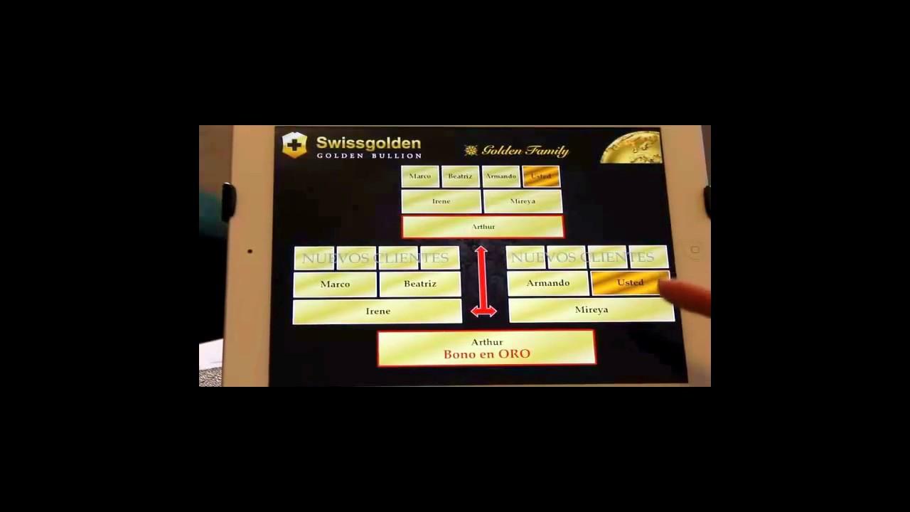Gana dinero con Swiss Golden - YouTube