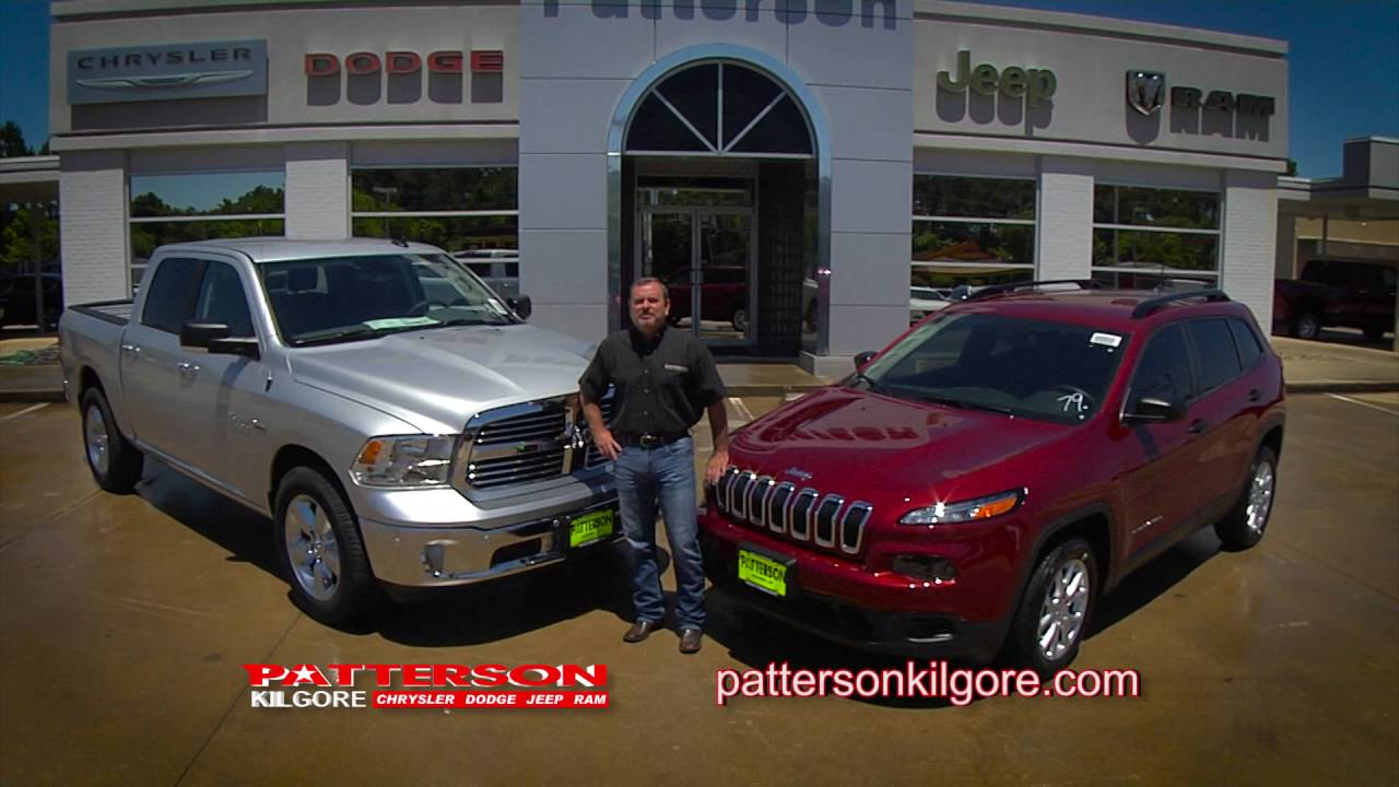 Patterson Kilgore Dodge - Take Your Pick HD - YouTube