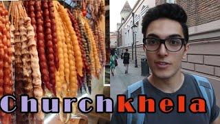 Churchkhela? FREE Walking Tour in TBILISI, Georgia