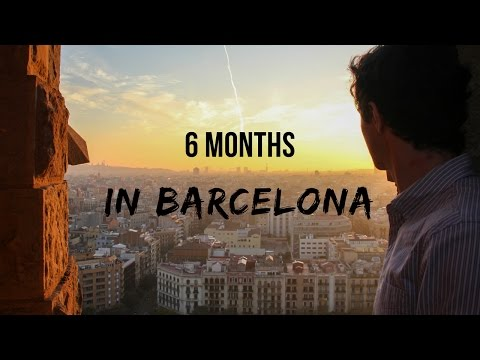 6 Months In Barcelona (Thomas Alex Norman)