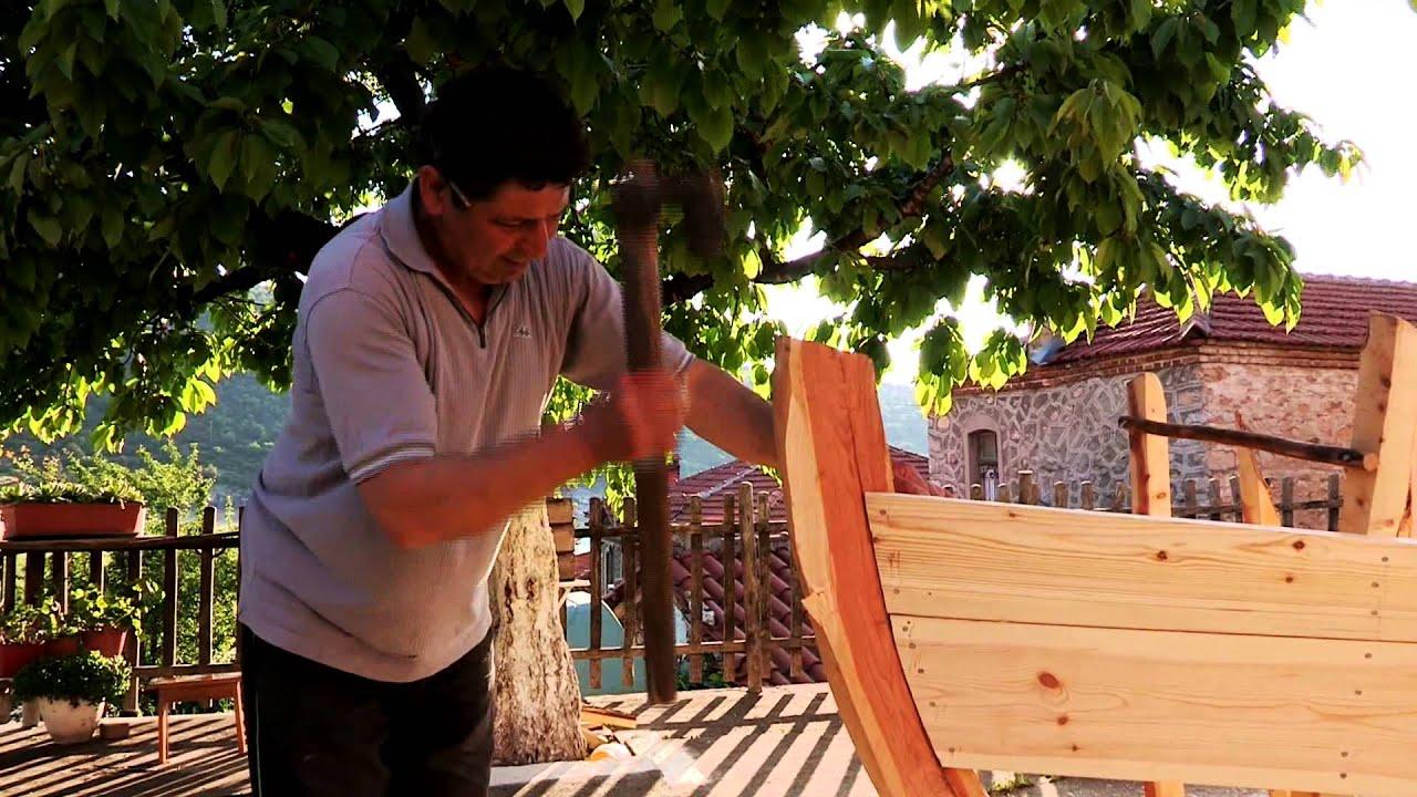 Traditional boat building skills kept afloat! - YouTube