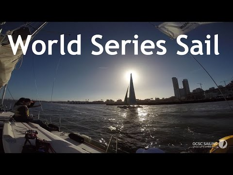 Sailing to the World Series | OCSC SAILING | School and Club