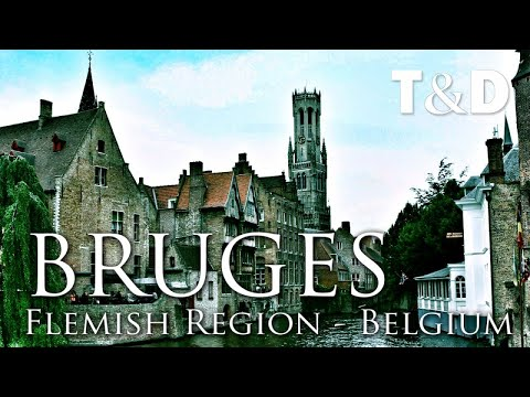 Bruges Tourist Guide - Belgium Best Place - Travel & Discover