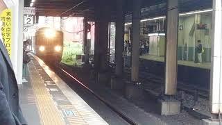 313系1500番台トップナンB101✙211系K114編成快速名古屋行金山2番線到着
