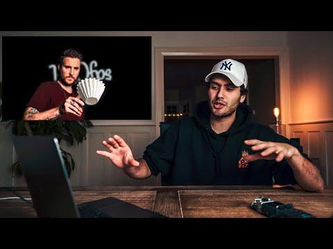 How I Edit Smooth Transitions! | Coffee B ROLL Walk-through