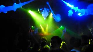Menog Live Pt1@Alien Factory (Gaia Concept) Gibus 2012