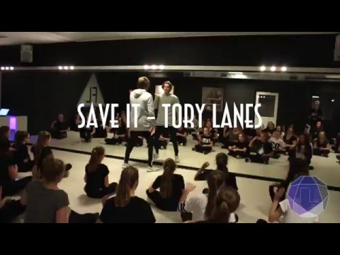 Save It | Choreography | Stephan Estee | Fresh Label Studios